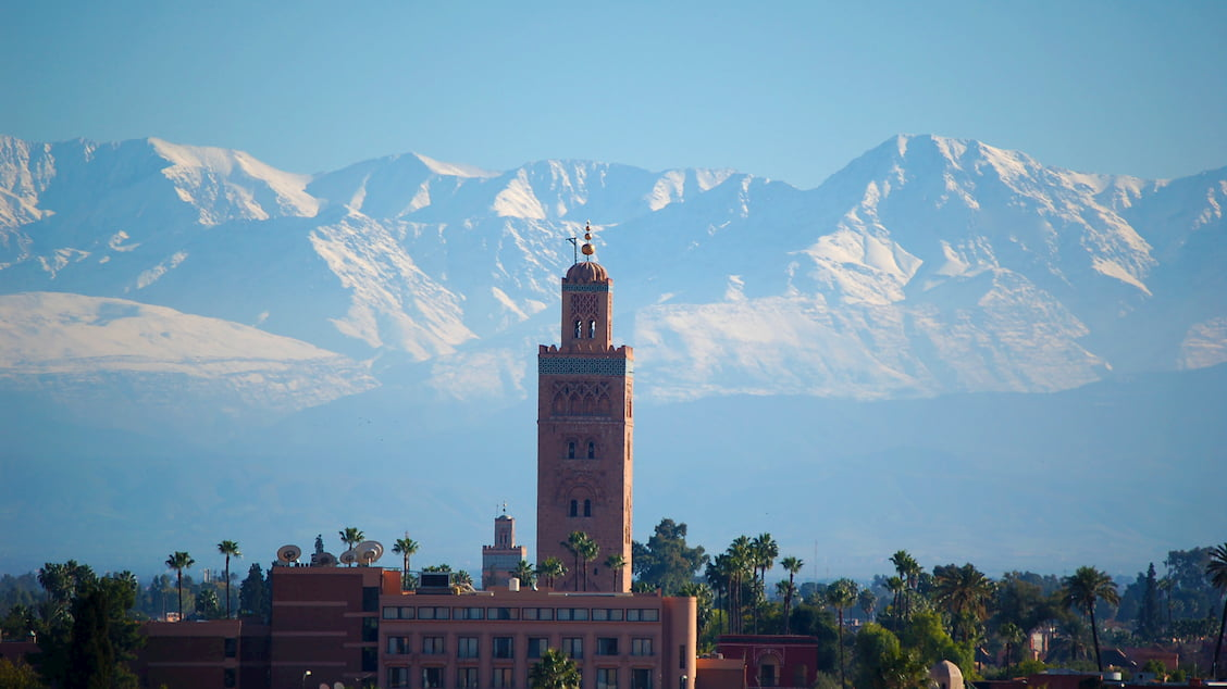 Marrakech Malpensa